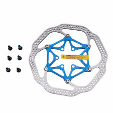 Avid Bike Cycling MTB Bike Floating Disc with T25 Bolts 160MM Brake Rotor Blue