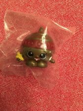 ~GOLD & RED CHRISTMAS ORNAMENT~ 2016 SHOPKINS -Pic of Item U Receive