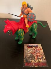 Masters of the Universe Origins He-Man and Battle Cat