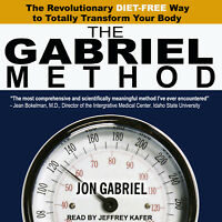 The Gabriel Method - by Jon Gabriel - 5 CDs -  New and Sealed - Audiobook