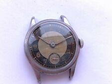 TISSOT ANTIMAGNETIQUE from 1944 - Vintage Men's watch WW2 BULLSEYE - for repairs