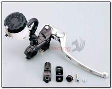 Nissin Bremspumpe radial 19 mm schwarz + Zubehör-Kit Montage - 44MCB19NB