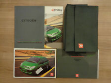 Citroen Xsara Picasso Owners Handbook Manual and Wallet 00-04