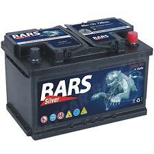 Autobatterie BARS 12V 80Ah Starterbatterie WARTUNGSFREI TOP ANGEBOT NEU