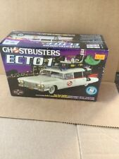 GHOSTBUSTERS ECTO 1 POLAR LIGHTS 6812, PLASTIC MODEL KIT, SHRINK WRAPED UNBUILT.