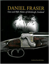 Daniel Fraser Rifle Maker Book with Serial Number List - Scottish Gunmaker