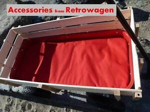 Pull wagon accessory Retrowagen pads retrowagon red radio flyer buggy Mattress