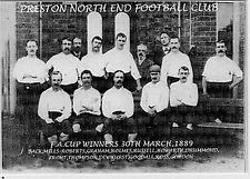 Preston North End foto de equipo de fútbol > 1888-89 temporada