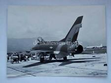 AVIANO US AIR FORCE aereo aircraft airplane aviazione vintage foto 15