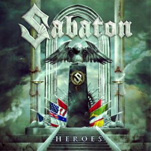 Sabaton-Heroes VINYL NEU