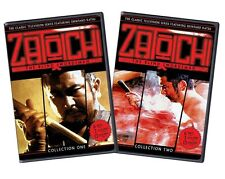 Zatoichi: The Blind Swordsman Complete TV Series Collection 1 & 2 (12 DVD)