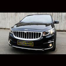 Front Radiator Grill painted For Kia All New Sedona Grand Carnival 2016~2017+