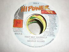 George Nooks 45 Fret Not Yourself HI POWER