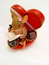 Fitz and Floyd Charming Tails - Romantic At Heart - 84/117 Valentine Chocolates