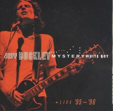 JEFF BUCKLEY Mystery White Boy Live 95 to 96 2-disc CD