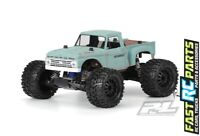 Pro-Line Traxxas Stampede XL-5 1966 Ford F-100 Clear Body Stampede PRO3412-00