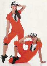 Clearance Work It with Hat Costume Dance Hip Hop Child & Adult Sizes
