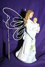 "Angel Accents angel ""Tender Love"" Mother & child"