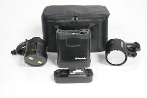Profoto B2 250 AirTTL Location Kit (1-Pack, 2-Heads) #674
