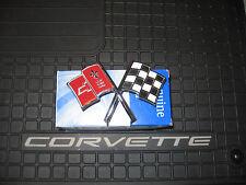 NOS 1965 - 1966 Corvette Front Nose Emblem GM  # 3872929