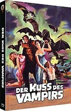 Mediabook DER KUSS DES VAMPIRO Bacio Of The LIMITATA BLU-RAY Box DVD B NUOVO