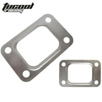 10PCS/LOT STAINLESS TURBO INLET GASKET FOR T2 T25/T28 GT25/GT28 GT2876/GT3