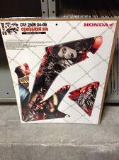 AMRRACING Graphic Kit Decal MX Dirt Bike CLOSE OUT - Honda CRF250R 2004-2009