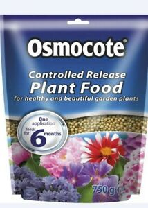 200 x Fast Grow Osmocote Controlled Slow Release Plant Food Fertiliser Tablets.