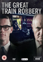 The Great Train Robbery DVD (2014) Luke Evans cert 12 2 discs ***NEW***
