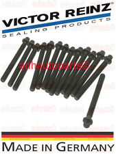 Genuine Victor Reinz OEM BMW Head Bolt Set of 14 Pcs E34 E36 E39 Made in Germany