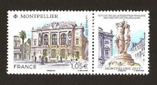 FRANCE 2019 Timbre N°5332 - MONTPELLIER   NEUF ** LUXE MNH