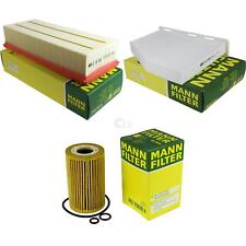 MANN-Filter Inspektions Set Ölfilter Luftfilter Innenraumfilter MOLI-9733522