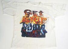 More details for aerosmith shirt vintage get a grip tour 1993