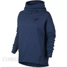 Neues AngebotDamen Nike NSW Tech Fleece erinnernde Hoody-Größe Large - 844389-423 - royalblue