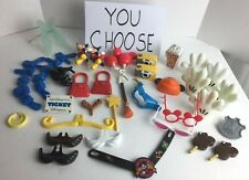 Mr Potato Head Replacement Parts Disney & More YOU CHOICE From Menu #20A