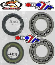 Yamaha TY250 TY 250 74-77 All Balls Cuscinetto Albero Motore & Kit Guarnizioni