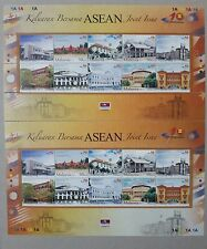 Malaysia 2007 ASEAN Joint Issue Stamp Sheet MINT MNH