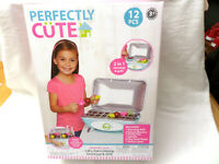 Perfectly Cute Pretend Play Set Let's Get Cooking Stovetop Grill 12 PCS New Toys
