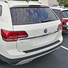 REAR BUMPER Protective Guard Trim Molding 005 For: VW ATLAS 2018-2019