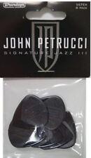 JIM Dunlop John Petrucci Jazz III Plettri Chitarra - 6 Confezione