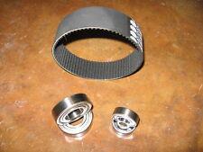 Powerdyne Supercharger CERAMIC Rebuild Kit GATES Kevlar belt 35mm Factory Author