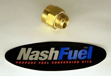 """FEMALE TRANSFER VALVE ADAPTER 3/4"""" NGT INLET x 3/4"""" FNPT OUTLET LIQUID 7572C-14A"""