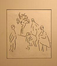 "Moise Kisling Lithograph ""Composition"""