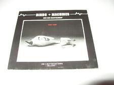 GEN KEN MONTGOMERY -BIRDS + MACHINES -15 TRACK CD DIGIPAK-NEW-2010-FREEPOST