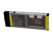 InkOwl 220ml YELLOW Compatible Cartridge for EPSON Stylus Pro 4000 7600 9600