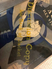 REX STOUT 1ST ADVANCE COPY IN DJ HOW LIKE A GOD first edition 1929