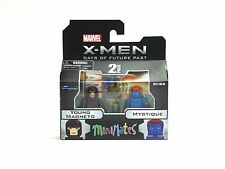 Marvel Minimates Young Magneto & Mystique Days Of Future Past Series 58 New