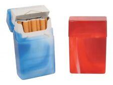 Zigarettenbox - Zigarettenetui aus Kunststoff für bis zu 20 Zigaretten