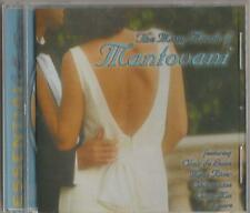 C.D.MUSIC D134    THE MANY MOODS OF  MANTOVANI  CD