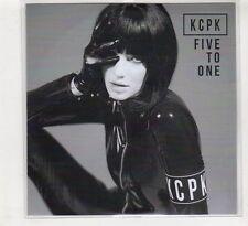 (HD214) KCPK, Five To One - 2015 DJ CD